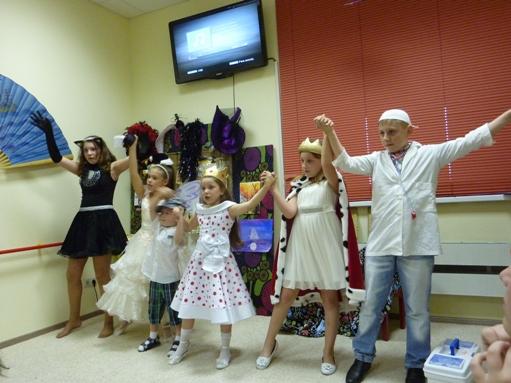 Театральная студия в Бутово